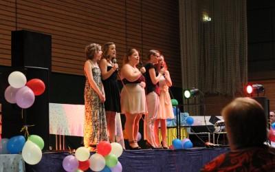 Abschlussfeier an der IGS Frankenthal