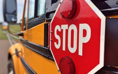 Verkehrsbeeinträchtigung im Busverkehr