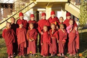 Besuch im Buddhistischem Meditationszentrum Heidelberg