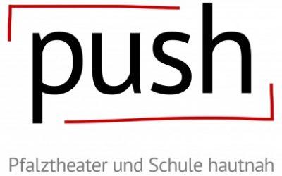 Wettbewerb push Pfalztheater Kaiserslautern