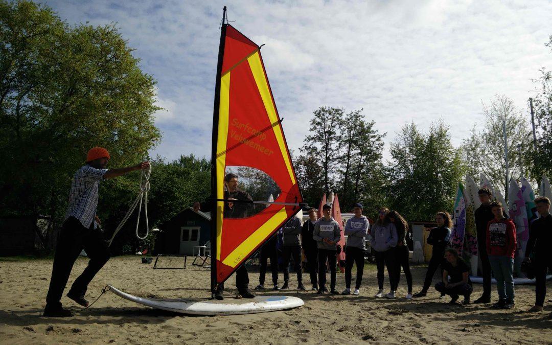 SpoG Klassenfahrt: Surfcamp Veluwemeer 2017 – Ein Reisebericht