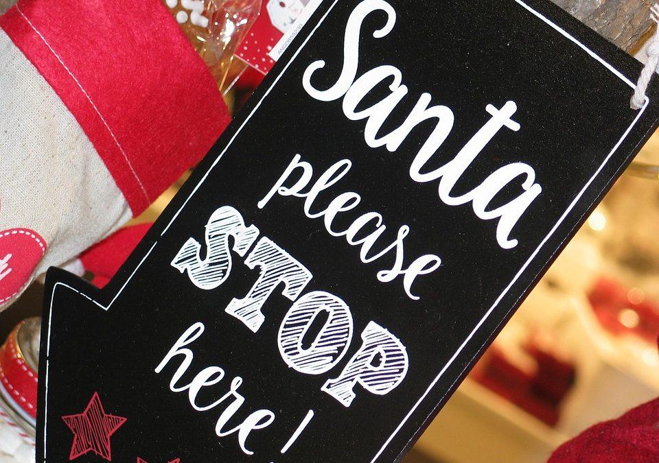 Ja, ist denn heut' schon Weihnachten?