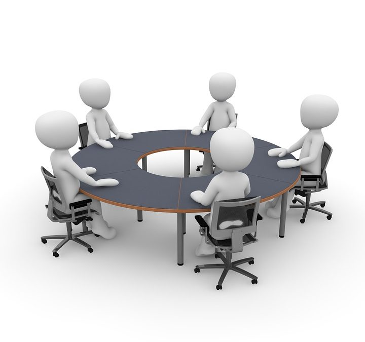 Tagung der Stellvertreter und Orga-Leiter