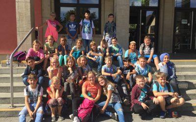 Ausflug der 5. Jahrgangsstufe zum Speyrer Dom