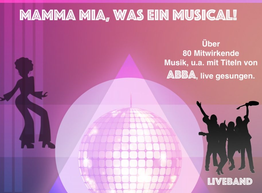 """Vorverkauf für das Musical """"Dancing Queen – Mamma mia, was ein Muscial!"""" gestartet"""