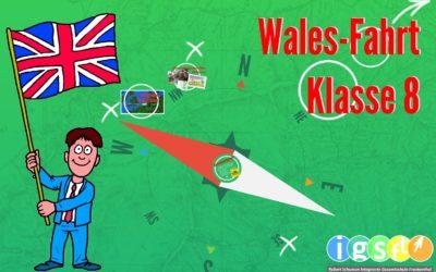 Infoabend zur Walesfahrt 2019