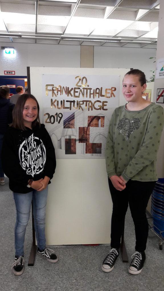 Angelique Bremer und Miriam Herpel
