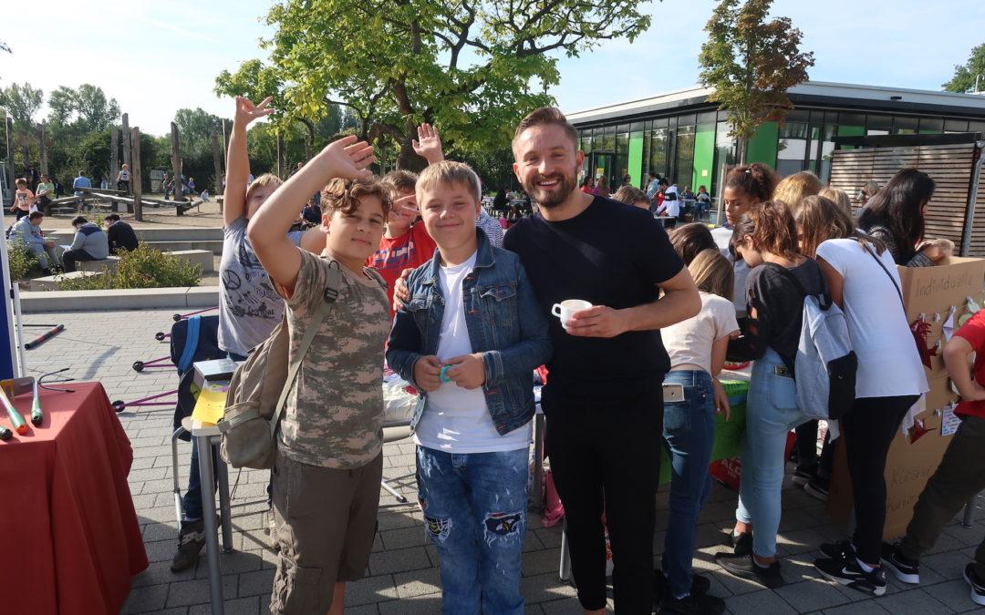 Schulfest 2019 – Da lachte nicht nur die Sonne