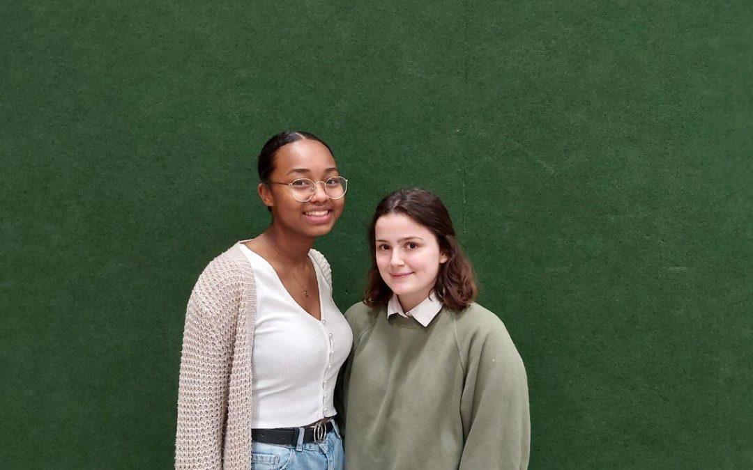 Wahl unserer Schülersprecherinnen 2020