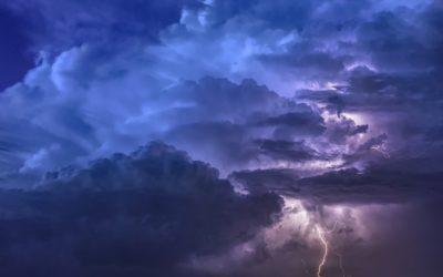 Unwetterwarnung am Montag, 10.02.2020